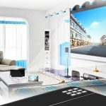 Home LCD Projector
